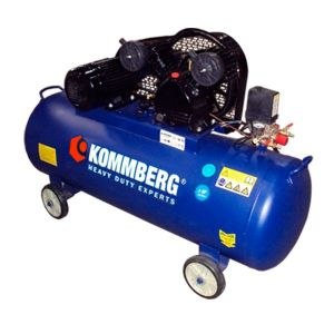 COMPRESOR A CORREA  3.0HP 150L TRIFASICO (KB-BC30150T)