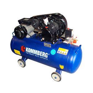 COMPRESOR A CORREA  3.0HP 100L (KB-BC30100M)